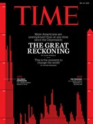 Time Magazine 5/18/2020