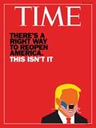 Time Magazine 5/25/2020