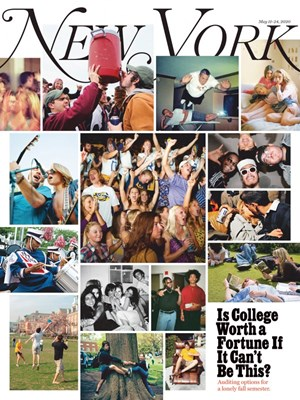 New York Magazine | 5/11/2020 Cover