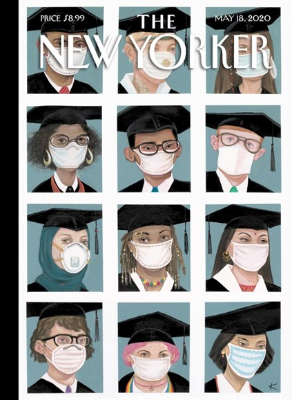 The New Yorker Cover - 5/18/2020