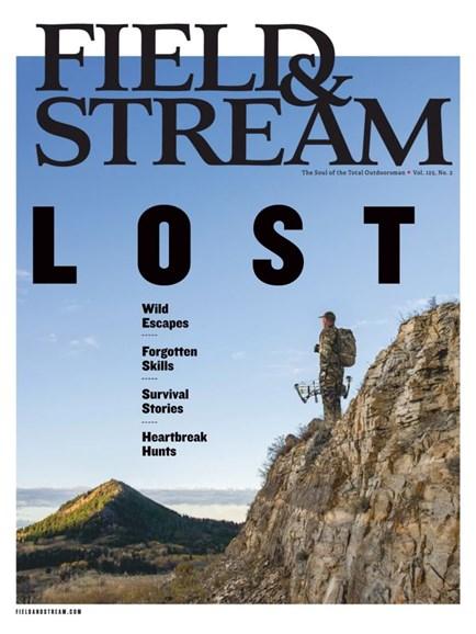 Field & Stream Cover - 6/1/2020