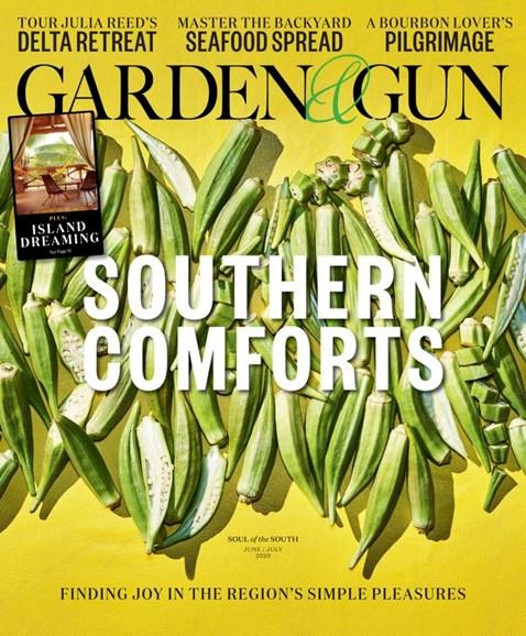 Garden & Gun Cover - 6/1/2020