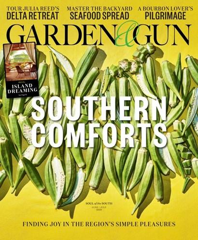 Garden & Gun   6/2020 Cover
