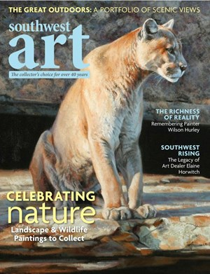 Southwest Art Magazine | 6/2020 Cover