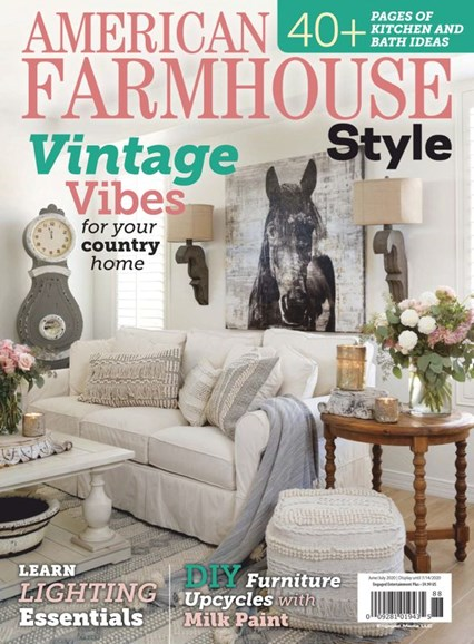 American Farmhouse Style Cover - 6/1/2020