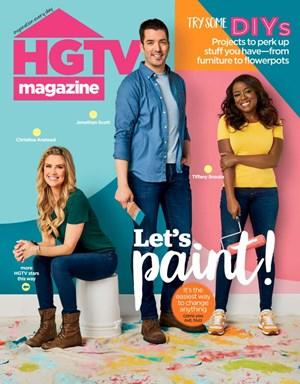HGTV Magazine   6/2020 Cover