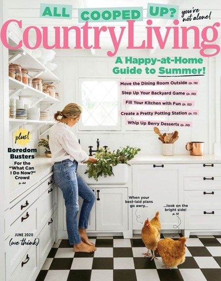 Country Living Cover - 6/1/2020