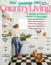 Country Living Magazine | 6/2020 Cover