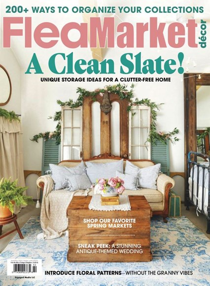 Flea Market Décor Cover - 4/1/2020