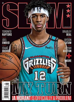 Slam Magazine | 5/2020 Cover