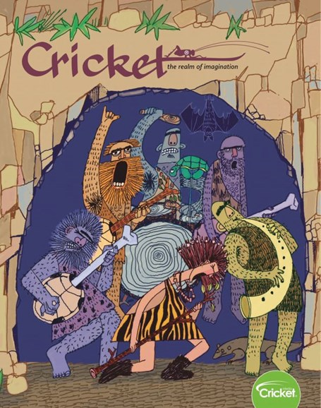 Cricket Cover - 3/1/2020