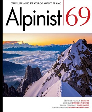Alpinist Magazine | 3/2020 Cover