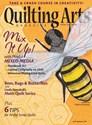 Quilting Arts Magazine   6/2020 Cover