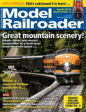 Model Railroader Magazine | 6/2020 Cover