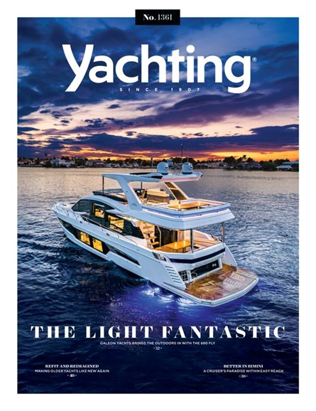 Yachting Cover - 5/1/2020