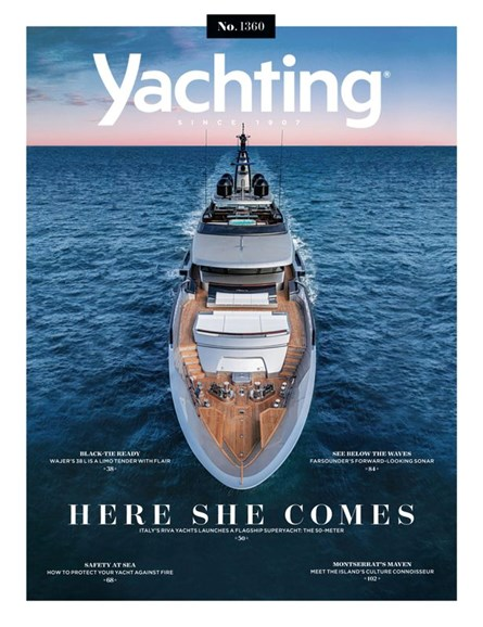 Yachting Cover - 4/1/2020