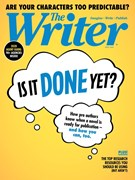The Writer Magazine 4/1/2020