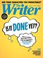 The Writer Magazine | 4/2020 Cover
