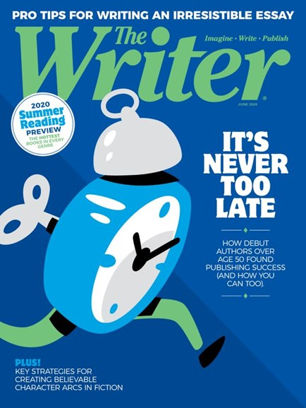 The Writer Cover - 6/1/2020
