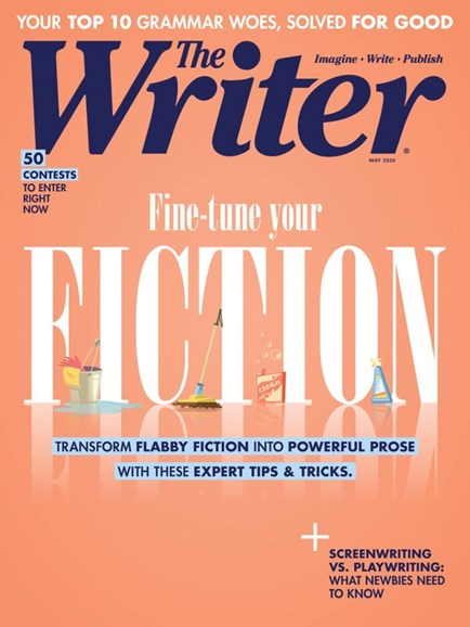 The Writer Cover - 5/1/2020