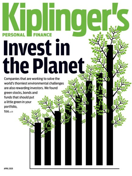 Kiplinger's Personal Finance Cover - 4/1/2020