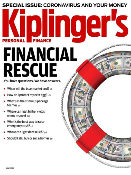 Kiplinger's Personal Finance Cover - 6/1/2020