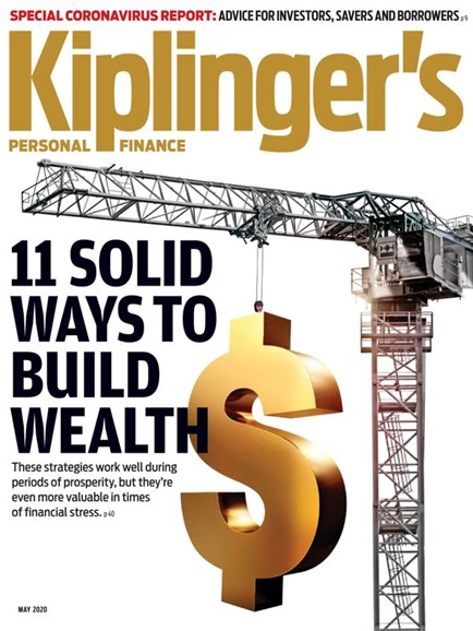Kiplinger's Personal Finance Cover - 5/1/2020