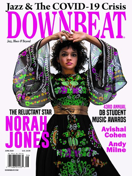 DownBeat Cover - 6/1/2020