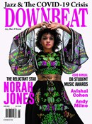 DownBeat | 6/2020 Cover