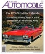Collectible Automobile Magazine | 4/2020 Cover