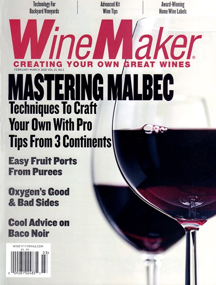 Winemaker Cover - 2/1/2020