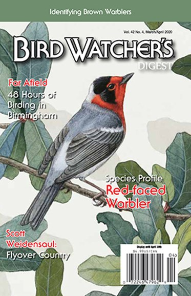 Bird Watcher's Digest Cover - 3/1/2020