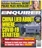The National Enquirer 5/25/2020