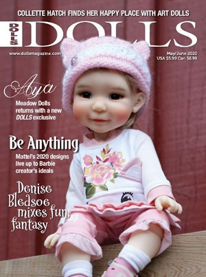 Dolls Magazine | 5/2020 Cover