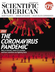 Scientific American | 6/2020 Cover
