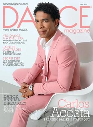 Dance Magazine | 6/2020 Cover
