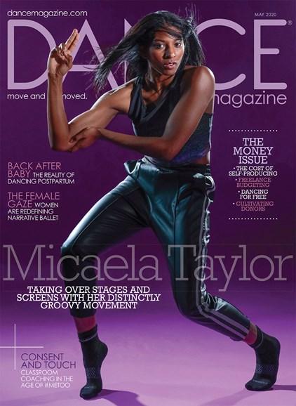 Dance Magazine Cover - 5/1/2020