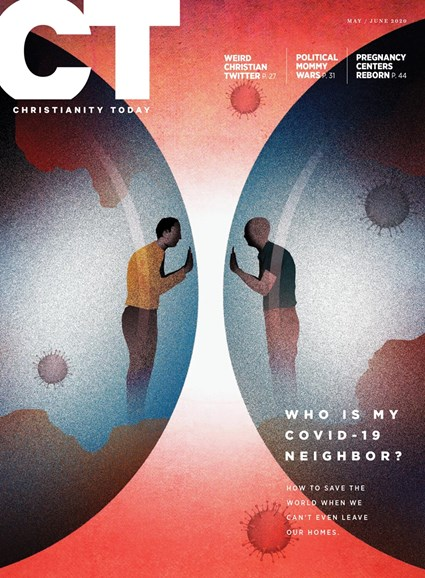 Christianity Today Cover - 5/1/2020