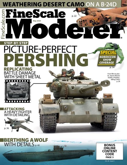 Finescale Modeler Cover - 5/1/2020