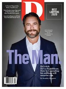 D Magazine | 5/2020 Cover