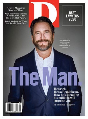 Dallas Magazine | 5/2020 Cover