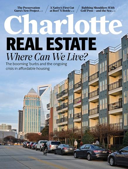 Charlotte Magazine Cover - 4/1/2020