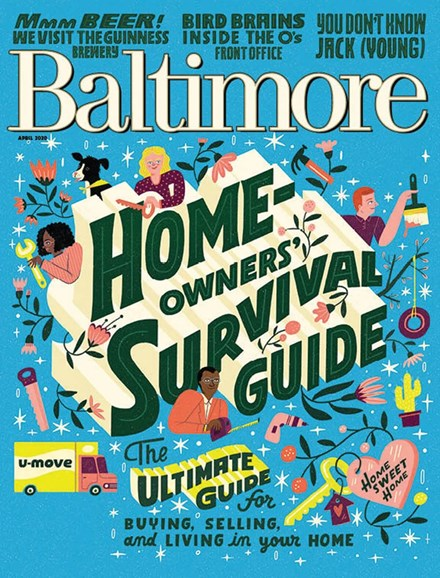 Baltimore Cover - 4/1/2020