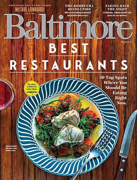 Baltimore Cover - 3/1/2020
