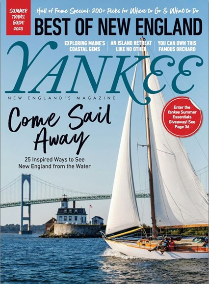 Yankee Cover - 5/1/2020