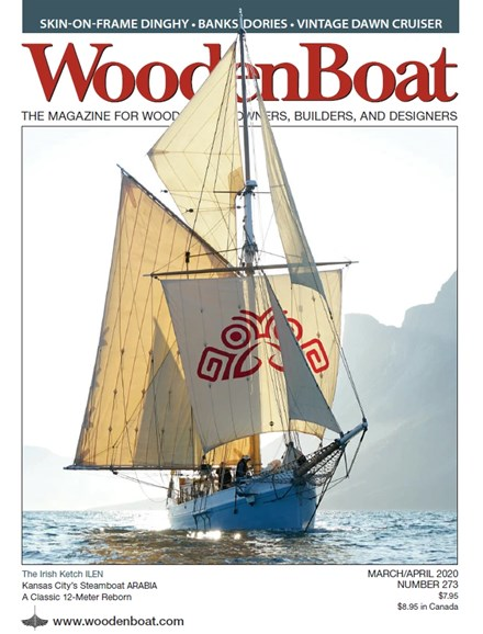Wooden Boat Cover - 3/1/2020
