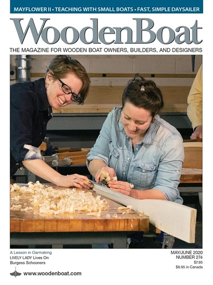 Wooden Boat Cover - 5/1/2020