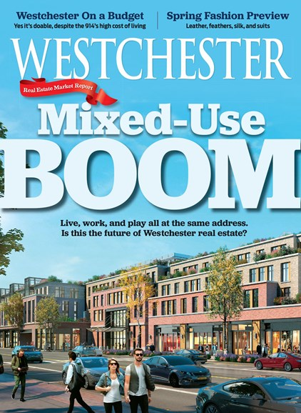 Westchester Magazine Cover - 4/1/2020