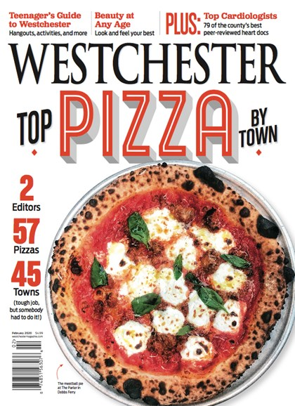 Westchester Magazine Cover - 2/1/2020