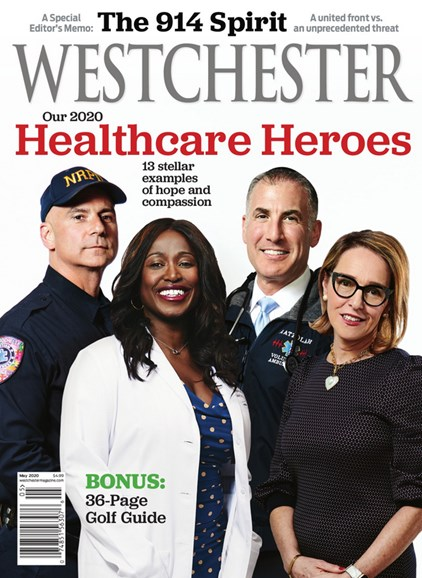 Westchester Magazine Cover - 5/1/2020